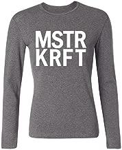 Tommery Women's MSTRKRFT Long Sleeve Cotton T Shirt