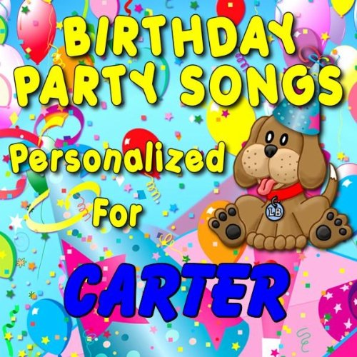 Carter, Can you Spell P-A-R-T-Y (Karter)