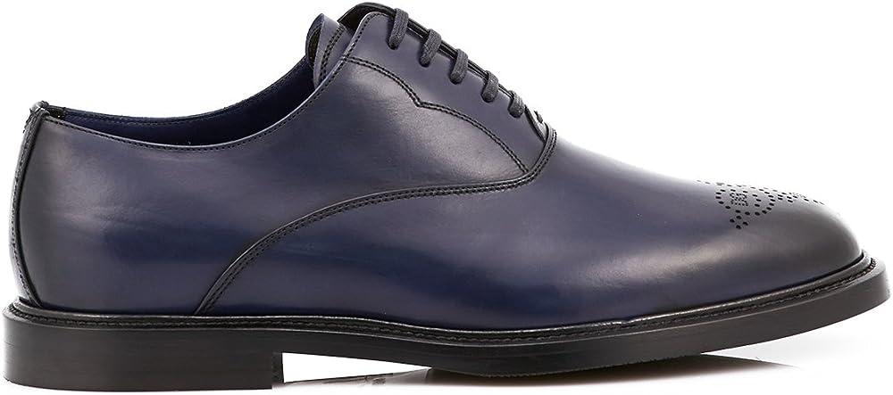 Dolce & gabbana derby scarpe per uomo francesine classiche MV2349-45