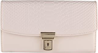 Lino Perros Women's Wallet (White)