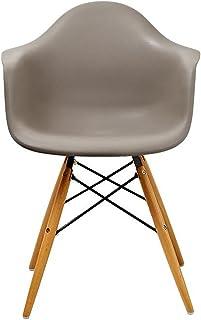 50896a079 Super Studio - Silla Dimero Color Edition Gris Inspiración Daw De Charles & Ray  Eames