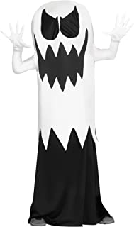 White Floating Ghost Costume for Kids