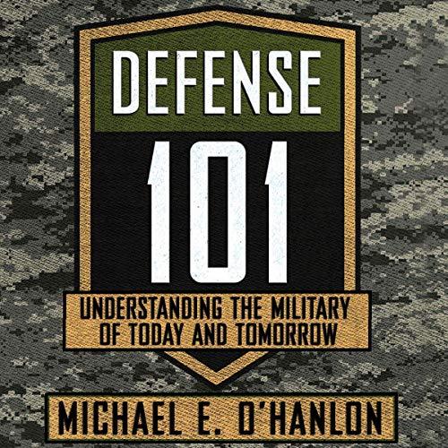 『Defense 101』のカバーアート