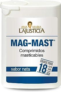 Ana Maria Lajusticia - Magnesio masticable – 36 comprimidos. Reduce la acidez estomacal