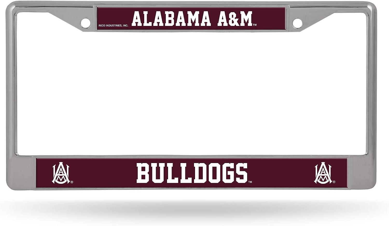 NCAA Chrome Plate Frame