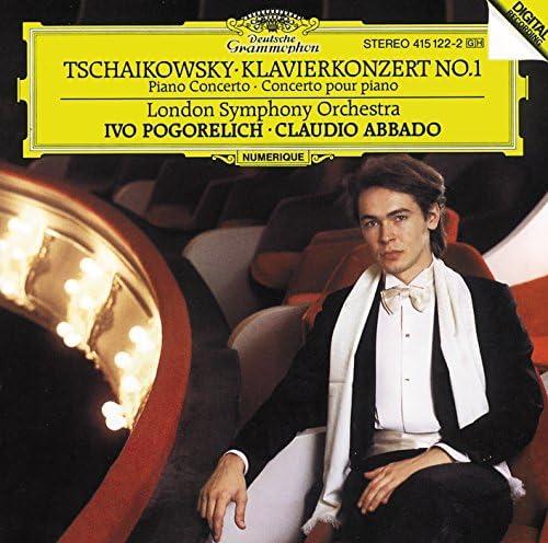 Claudio Abbado, Ivo Pogorelich, London Symphony Orchestra & Pyotr Ilyich Tchaikovsky