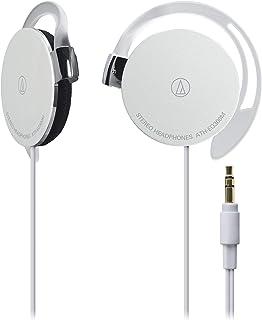 Audio Technica ATH-EQ300M WH White Ear-Fit Headphones (Japan Import)