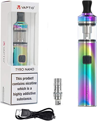 Vaptio Vape Pen KIT 30W Cigarette électronique MOD sans e liquide sans nicotine