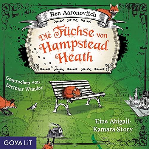 Die Füchse von Hampstead Heath cover art