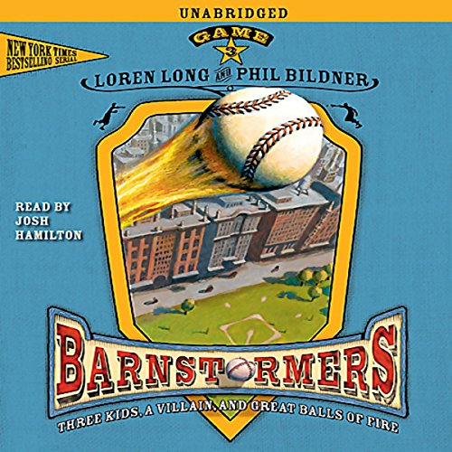 Barnstormers audiobook cover art