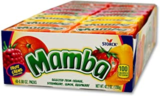 Best mamba fruit chews Reviews
