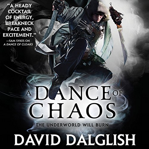 A Dance of Chaos audiobook cover art