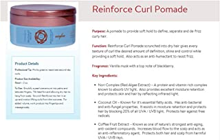 Thermafuse Reinforce Curl Pomade Hair Serum, 60 ml