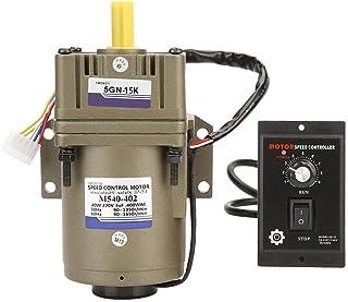 KEKEYANG AC 220V 40W el motor del engranaje, monofásico asíncrono motor del engranaje, reversible y velocidad ajustable, for la industria de embalaje, Industria de Máquina-Herramienta (15 K) Industria