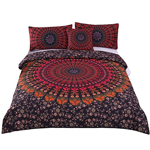 Best hippie bedding sets queen for 2021