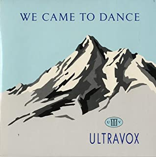 We Came To Dance - Clear Vinyl