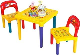 Best alphabet table & chair set Reviews