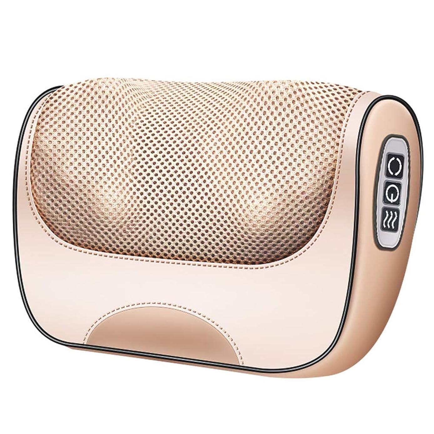 想像するベーコン黒板JALAL指圧マッサージ枕 指圧ネックショルダーマッサージャーエレクトリックバックマッサージ| Jewelry-stores.co.uk 背中の肩の熱深部組織3D混練緩和は筋肉を和らげる