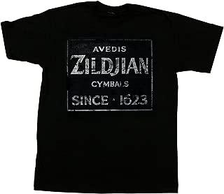 Zildjian Quincy Vintage Sign Tee - X Large