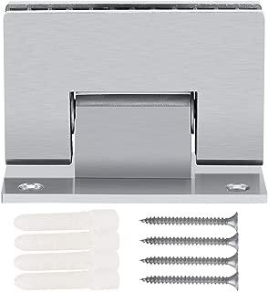 Adaptable de 68 a 70cm Mampara de ducha frontal panel fijo con cristal transparente templado de seguridad de 6mm modelo Bricodomo Cadiz ANCHO 70