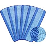 Best Bona Spray Mops - 6 Pack Microfiber Cleaning Pad for Bona Spray Review