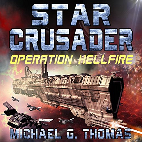 Star Crusader audiobook cover art