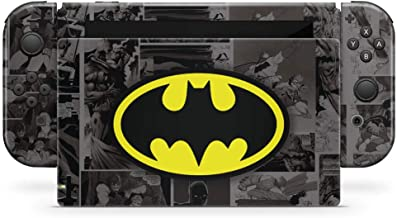 Skin Adesivo para Nintendo Switch - Batman Comics