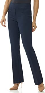 Women's Secret Figure Pull-On Knit Bootcut Pant w/Tummy...