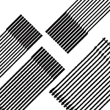 "X-BAOFU, 48pcs 105 mm 4"" Pulgadas de Desplazamiento Fijado Hojas de Sierra de Cortar Madera for Sierra Dremel Moto (tamaño : Fine Wood)"