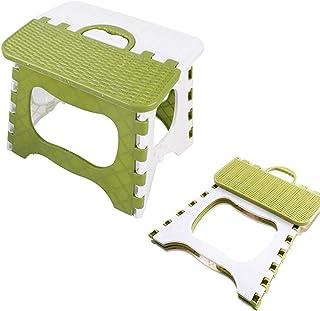 Baifeng Poggiapiedi Pieghevole Sgabello per Toilette accovacciato Sgabello per Bambini Passo Portatile per Il Bagno di casa