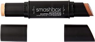 Smashbox Studio Skin Shaping Foundation Stick - 2-1 Light Golden Beige Plus Soft Contour By Smashbox for Women - 2 Pc 0.26...