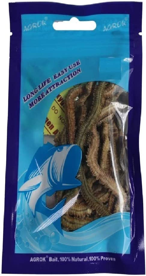 Agrok 3 x trend rank Natural attractant Bait Freeze-Dried Lures Ranking TOP11 Fishing Mar