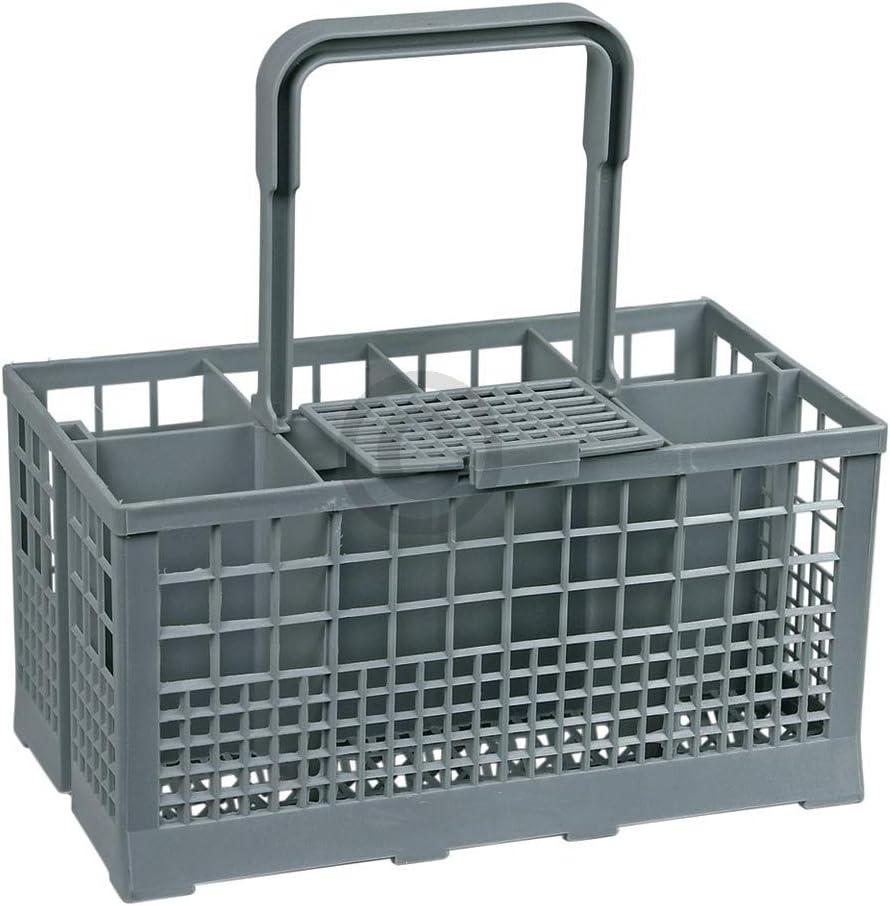 DL-pro - Cesta de cubiertos para lavavajillas Bosch Siemens Neff Constructa como 00093046
