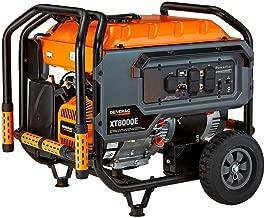 Generac 6499 Xt Series 8000e Portable Generator, 8000w