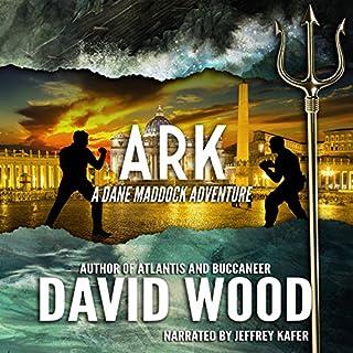 Ark audiobook cover art