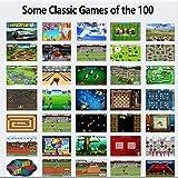 Console de Jeux Portable pour Enfants Adultes Construit en 100 avec 16bit Éducation Jeux Classiques Vidéo Plug & Play et Consoles Système 3.0