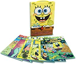 Learn to Read with SpongeBob and Friends!: Special Delivery!; The Song That Never Ends; The Bikini Bottom Bike Race; The Great Train Mystery; The Best ... Squarepants: Ready-to-Read Level 2)