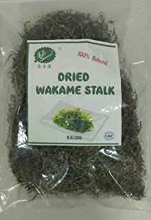 Dried Wakame Stalk For Salad unit:gram (600)