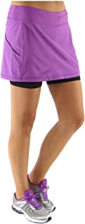 Alex + Abby Women's Pursuit Skort - Golf Tennis Running