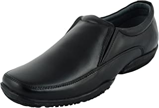 STYLIANO Men's Leather Mocassins