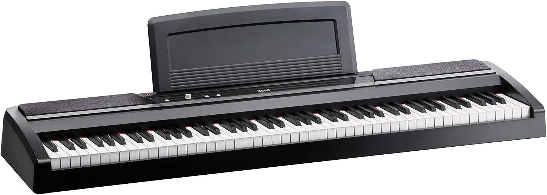 Korg 88-Key Digital Pianos Home - 物品 感謝価格 SP170SBK2
