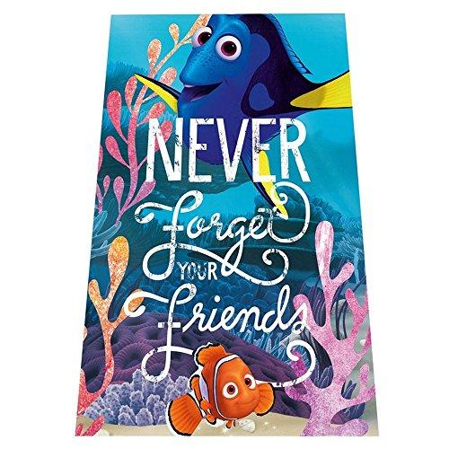Plaid polaire Le mode de Dory couverture enfant Disney Nemo poisson