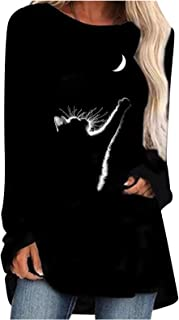COOKI Sleeve Crewneck Printed Pullover