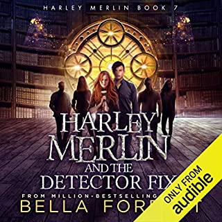 Harley Merlin and the Detector Fix Titelbild
