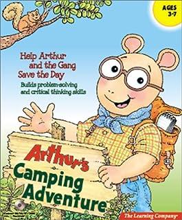 Arthur's Camping Adventure - PC/Mac