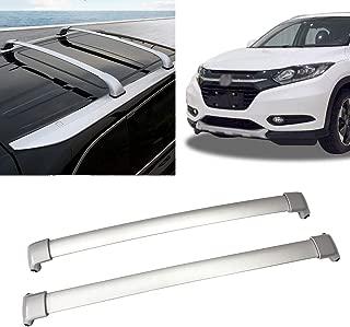 Roof Rack Aluminum Top Rail Carries Luggage Carrier Fits 2016-2019 Honda HRV