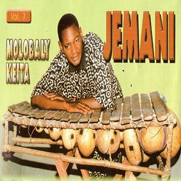 Molobaly Keita, Vol. 7 : Jemani