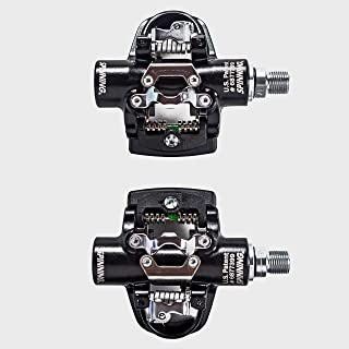 Spinner Trio Spin Pedal - Set of 2 (Standard Thread) by Mad Dogg