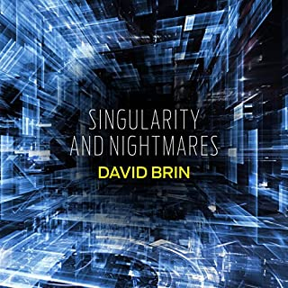 Singularity and Nightmares audiobook cover art