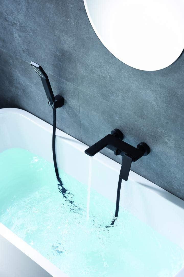 Grifo de baño y ducha Imex Fiyi Negro BDF016-4NG